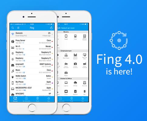 fing app