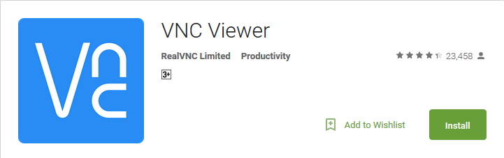 vnc viewer in android