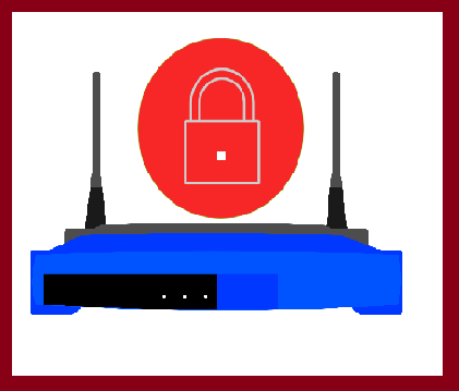 router password protected