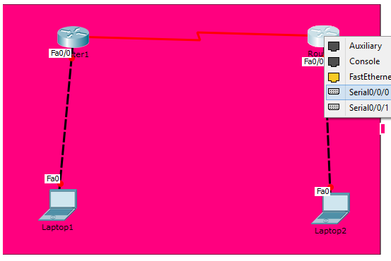 how to configure clock rate in cisco router