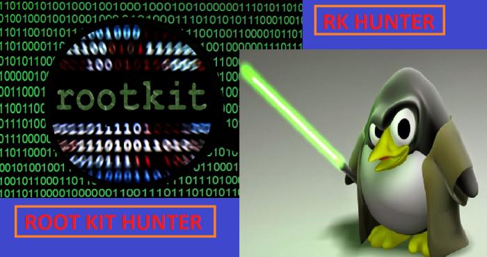 rootkit in linux rkhunter