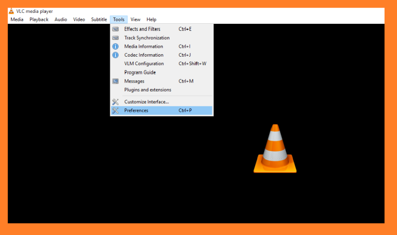 vlc in windows
